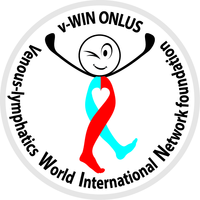 v-WIN circular logo